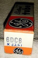 NOS 6DC6 vacuum tube radio TV valve, TESTED