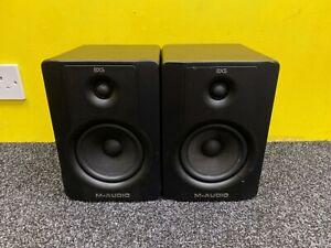 "M-Audio BX5 D2 5"" Active Powered Studio Monitor PAIR - Black"
