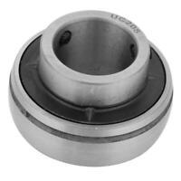UC205 Ball Bearing High Quality Plated Insert Mounted Ball Steel Bearing Set
