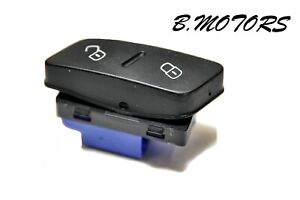 VW PASSAT B7 2011-2015 CENTRAL LOCKING SWITCH BUTTON 3AA962126