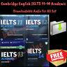 Cambridge Practice Tests IELTS (11– 14) Academic Student Book Answers+Audio Link