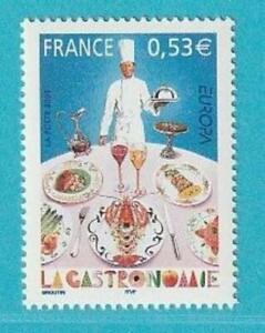 Frankreich Europa CEPT aus 2005 ** postfrisch MiNr. 3938 Gastronomie