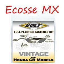 HONDA CRF250 2010-2013 CRF450R 2009-2012 Plastic Panel Bolt Kit Fastener Kit