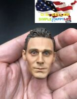 "ELITE TOYS 1:6 The Avengers Thor Braid Head Sculpt F 12/"" Male Action Figure Body"