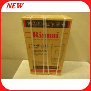 Rinnai V65EP 6.5 GPM 150,000 BTU  Tankless Water Heater Outdoor LP Propane
