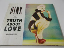 42107-Pink-The Truth About Love (Deluxe Edition) - 2012 RCA CD Album