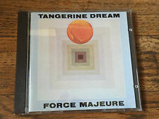 TANGERINE DREAM - FORCE MAJEURE - KRAUTROCK,EXPERIMENTAL,ABSTRACT,AMBIENT!!!!!