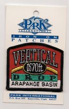 Arapahoe Basin  Colorado Souvenir Ski Patch