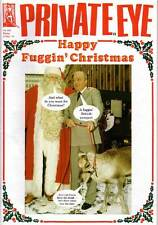 PRIVATE EYE 939 - 12 Dec 1997 - Mohamed Al Fayed - Happy Fuggin' Christmas