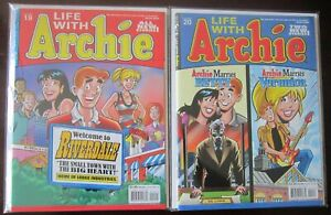 Life with Archie from:#19-26 7 different 8.0 VF (2012+2013)