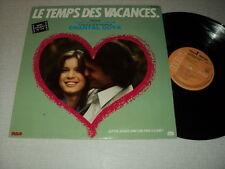 BOF LE TEMPS DES VACANCES 33 TOURS LP FRANCE CHANTAL GOYA DISCO DEBOUT KLARWEIN