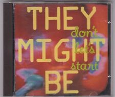 THEY MIGHT BE GIANTS-DON'T LET'S START CD ALBUM 1989 ROUGH TRADE RTDCD128