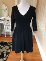 Asos Black Dress. Size 6.