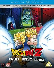 Dragon Ball Z Movie Collection Five The 5022366882743