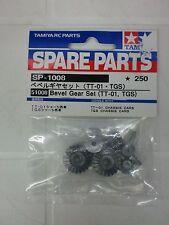 TAMIYA 1/10 - HOP-UP BEVEL GEAR SET TT-01 TGS - ART. 51008