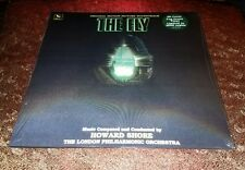 The Fly Motion Picture Soundtrack Limited Edition color Vinyl Lenticular Cover