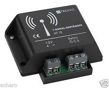 1-kanal RICEVITORE ht1e+2st.5-kanal TRASMETTITORI ht5skomplettpaket PACCHETTO
