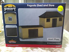 Bachmann Scenecraft Pagoda Shed and Store ref 44-0055
