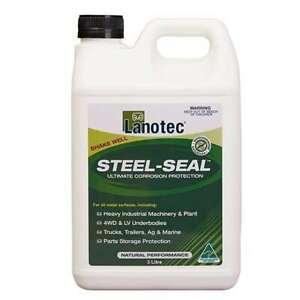 LANOTEC STEEL-SEAL  CORROSION PROTECTION - LANOLIN - 5 LITRE