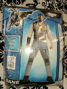 NEW Rubies The Dark Knight Rises Adult Bane Costume Size XL 44-46 Jacket NIP