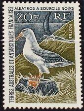 Taaf FSAT 1968 Maury 27 41 28 AIbatros Albatros Arctic faune BIRD OISEAU MNH