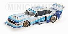 1:18 Minichamps Ford Capri Turbo taille 5 SACHS HARALD ERTL DRM 1979 limited1v.