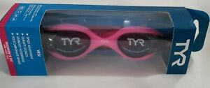 TYR Women's Vesi Femme Goggle - 2020 Women's Fit for Ages 16+
