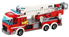 LEGO 60110 City Fire Engine Only (Split From 60110)