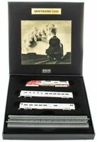 Santa Fe Super Chief, Train, Set, Z guage 1/220 scale Brand New