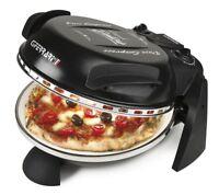 G3Ferrari Delizia Pizza Express Oven Stone Surface Black Temperature 390º New