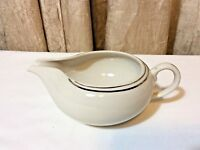 Vintage Carillon Harmony Porcelain Creamer w/Gold Rim - Fine China USA