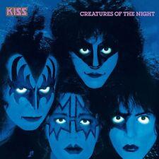 KISS - CREATURES OF THE NIGHT (GERMAN VERSION)  CD NEU
