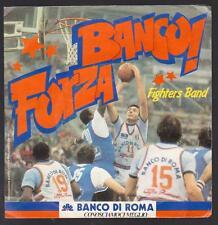 JIMMY FONTANA FIGHTERS BAND DISCO 45 GIRI FORZA BANCO ! B/W I LOVE YOU ROMA