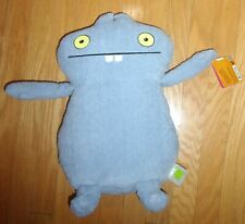"NWT Ugly Dolls MOVIE 2019 UglyDolls ""BABO"" LARGE 18"" PLUSH PILLOW BLUE SOFT TOY"