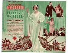 LILIES OF THE FIELD - 1930  Corinne Griffith, Ralph Forbes, John Loder