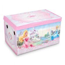 Disney Princess robuste Aufbewahrungsbox Spielzeugkiste Kinder Spieltruhe Truhe