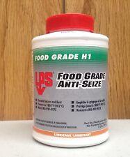 1~LPS 06508 Food Grade Anti-Seize, Anti-Seize, .5 lb.