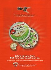 2008 The Laughing Cow Cheese Wedges Advertisement