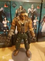 New Final Fantasy 7 VII Remake Trading Arts Square Enix Barret Wallace Figure
