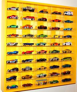 Model Car Truck Display Case Wall Mount Cabinet 1 64 72 87 Maisto Auto Art