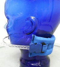 Darla Finding Nemo Orthodontic Headgear Prop/Costume/Rig - cervical rig kit blue