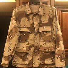 Rothco Camo Military Jacket Size Large