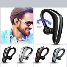 Bluetooth Headset Music Stereo Headphone For Car Driver Samsung Nokia Moto LG