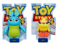 Disney Pixar Toy Story 4 Bunny & Ducky Large Posable Figures Bundle - New