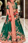 Bollywood Designer Party Wear Indian Lehenga Chaniya Choli Bridal Wedding US