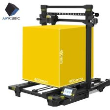 DE ANYCUBIC Chiron 3D Drucker Auto Nivellieren Dual Z-axis TPU PLA 400*400*450mm