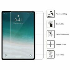 US Tempered Glass Screen Protector Film Guard  For Apple ipad Pro 12.9 / 11 2018