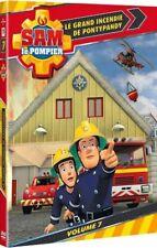 Sam le pompier volume 7 Le grand incendie de pontypandy DVD NEUF SOUS BLISTER