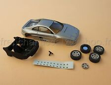 MA Voiture Ferrari F355 355 berlinetta collector gris metal 1/43 Heco modeles