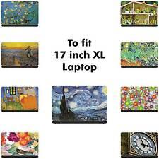 17 inch XL Artistic Laptop Vinyl Skin/Decal/Sticker/Cover -Somestuff247-LA10